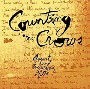 CD - Counting Crows – August And Everything After  ( Sem contracapa)