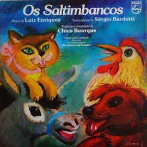 CD - Os Saltimbancos (Vários Artistas) (Sem contracapa)
