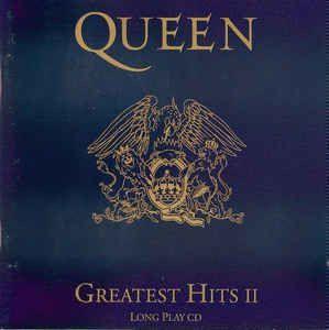 CD - Queen – Greatest Hits II ( Sem contracapa)