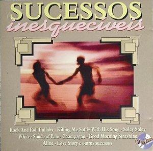 CD - Sucessos Inesquecíveis  (Vários Artistas)