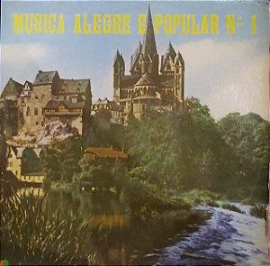 LP - Musica Alegre e Popular n°1