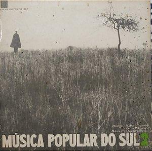 LP - Música Popular Do Sul 2 (Vários Artistas)