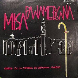 "LP - Mariachi ""Hnos. Macias"" - Misa Panamericana (Importado México)"