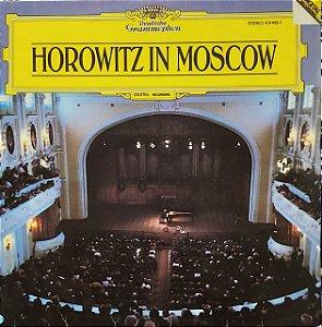 LP - Horowitz – Horowitz In Moscow (Importado Alemanha)