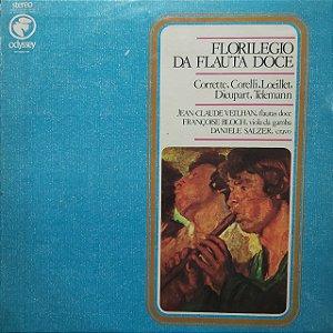 LP - Florilegio da Flauta Doce (Vários Artistas)