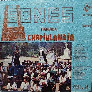 LP - Marimba Chapinlandia – Sones Vol. 2 (Importado Guatemala)