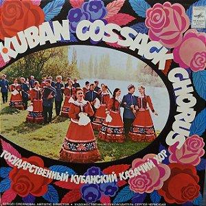 LP - Kuban Cossack Chorus – Untitled (Importado USSR)
