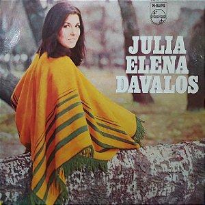LP - Julia Elena Dávalos – Julia Elena Dávalos (Importado Argentina)