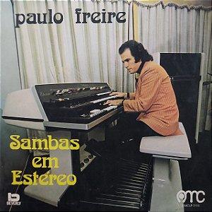 LP - Paulo Freire – Sambas Em Estéreo