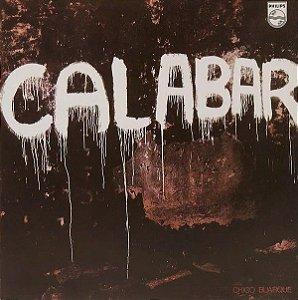 LP - CHICO BUARQUE - CALABAR, O ELOGIO DA TRAIÇÃO (CAPA DUPLA - 33 RPM) (Novo Lacrado)