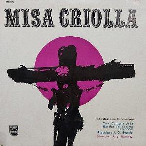 LP - Ariel Ramirez – Misa Criolla (Importado Argentina)