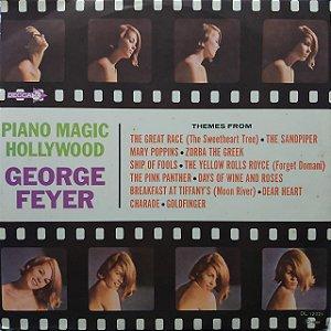 LP - George Feyer – Piano Magic Hollywood (Importado US)