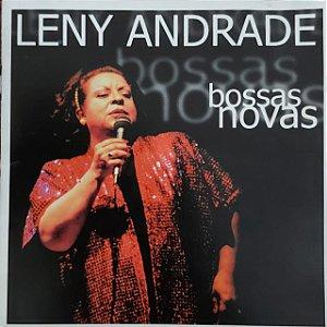 CD - Leny Andrade – Bossas Novas