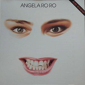 CD - Angela Ro Ro – Ao Vivo (Nosso Amor Ao Armagedon)