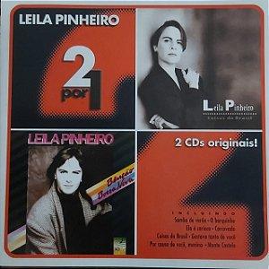 CD - Leila Pinheiro – 2 Por 1