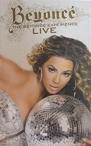 DVD - Beyoncé – The Beyoncé Experience Live