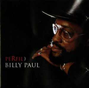 CD - Billy Paul - Perfil