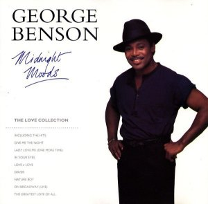 CD - George Benson - Midnight Moods