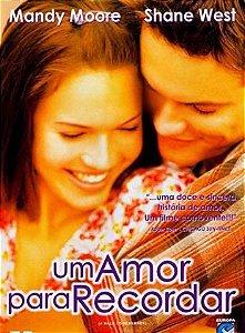 DVD - Um Amor Para Recordar