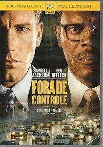 DVD- Fora de Controle