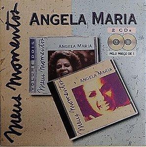CD - Ângela Maria (Coleçao Meus Momentos Volume 1 & 2) (Duplo)