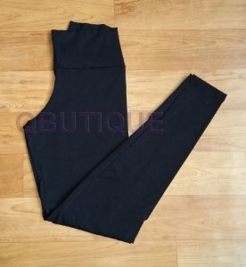Calça Legging Star Black Poliamida