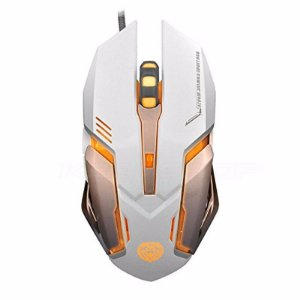 Mouse Gamer T80 RGB - 3400 DPI