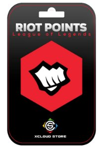 Riot Points - League of Legends