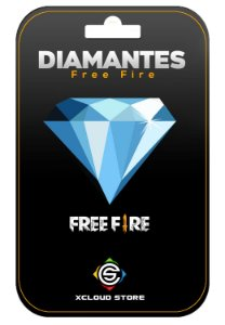 Diamantes - Free Fire