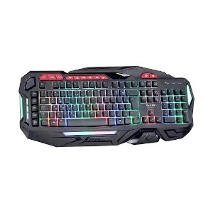 Teclado Gamer Bifrost USB Multicor