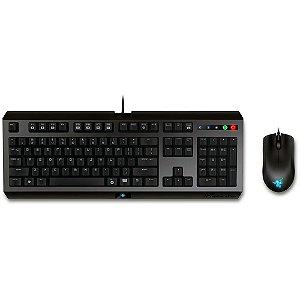 Combo Gamer Razer Teclado e Mouse Cyclosa e Abyssus