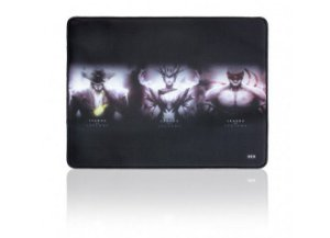 MOUSE PAD GAMER EMBORRACHADO LOL 35cm x 44cm