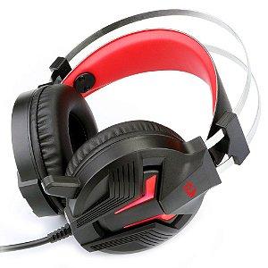Headset Gamer Redragon P2 e USB  Memecoleous H112