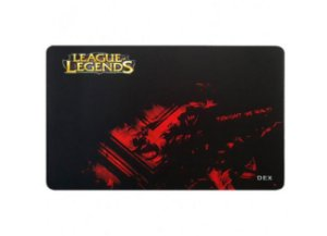 MOUSE PAD GAMER LEAGUE OF LEGENDS