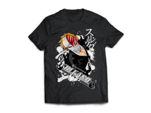 Camiseta do Bleach - Ichigo Hallow