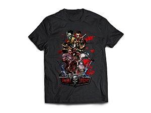 Camiseta do Blood Strike modelo Zumbi