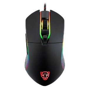 Mouse Gamer Motospeed V30 RGB Backlight 5000 DPI