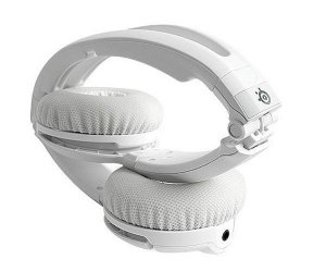 HEADSET GAMER STEELSERIES FLUX WHITE EDITION