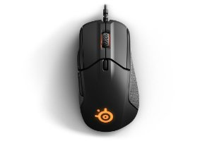StelSeries Mouse Gamer SteelSeries 12000DPI Rival 310 Black