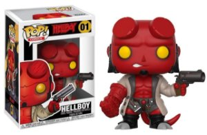 Funko POP Hellboy - Hellboy