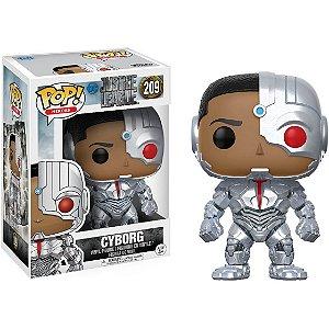 Funko POP Cyborg - Liga da Justiça