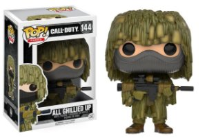 Funko POP All Ghillied Up - Call of Duty