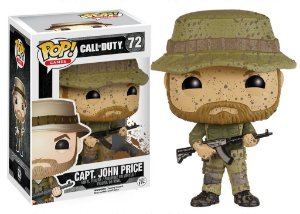 Funko POP Capt. John Price - Call of Duty