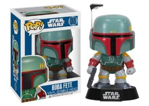 Funko POP Boba Fett - Star Wars