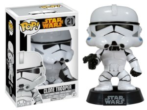 Funko POP Clone Trooper - Star Wars