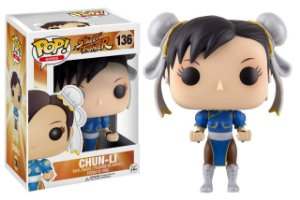 Funko POP Chun Li - Street Fighter
