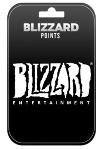 Blizzard Points