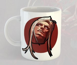 Caneca Vladimir League of Legends