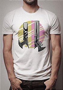 Camiseta Armas do Lucian League of Legends