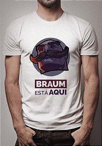 Camiseta Braum League of Legends